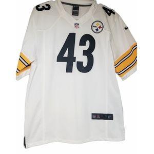 Pittsburgh Steelers Troy Polamalu Jersey Youth XL